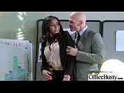 Big Melon Tits Worker Girl Fucks In Office clip-30