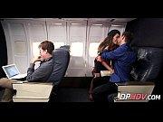 eva fucks on the plane 1.