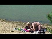 junges paar fickt am strand von timmendorf und.