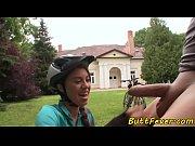 Русское частное видео рыжей в вагоне