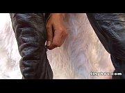 Knull dejt genomskinliga underkläder