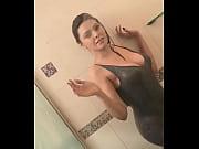 bollywood actress bath shamelessly on camera