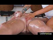 (Pressley Carter &amp_ Alex Blake) Girl On Girl On Tape In Lesbian Sex Act clip-24