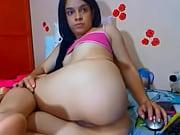 slutscamgirls.com - colombian teen masturbation