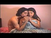 tera intezaar booby girl smooching hot romance on bed