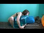 balloon hug