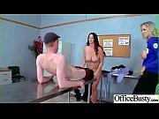 (Alison Tyler &amp_ Julia Ann) Busty Office Girl In Hard Style Sex Action clip-01