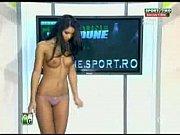 Goluri si Goale ep 16 Miki si Roxana (Romania naked news)
