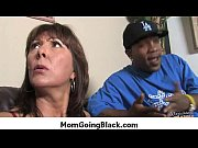Interracial Sex : Monster black dong fucks white mature pussy 2