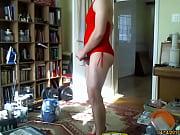 boy in hot one piece swimsuit
