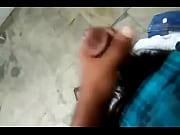 hand practice in bathroom