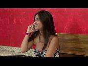 latina teen in hotel