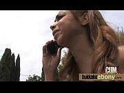 hot ebony chick love gangbang interracial.