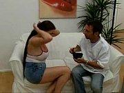 обиделась на мужа и дала трахнуть себя другому при нем
