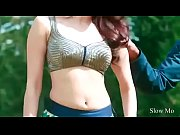 Kajal hot navel compilations in half saree in new song (Slow Motion Zoom edit HD