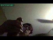 Видео как парень трогает сиськи девушки