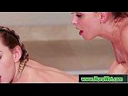 amazing lesbian nuru massage - cherie deville &amp_.
