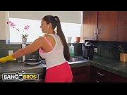 bangbros - hot latina milf maid marta la.