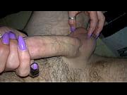секс транса в чулке на все тело