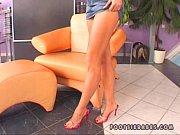 Ivette Blanche - Feet fetish