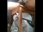 Sex med äldre kvinna sprutande dildo
