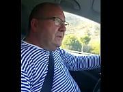 coroa taxista pegando o pau do.