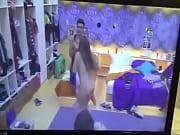Marian Farjat Borracha y en Bolas Gran Hermano 2015 Argentina Part 2