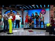 Tabata Jalil Culazo En Mallitas Blancas VLA 18Jjun15