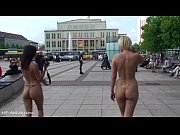 spectacular public nudity with horny babes.