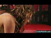 секс в черных чулках видео