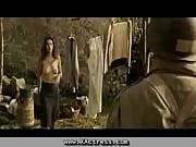Valentina Cervi Shows Her Breasts