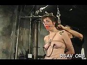 Pussy goes through sadomasochism treatment