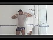 Качественное видео старушки в бане