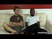 blacks on boys bareback gay hardcore fucking video 03