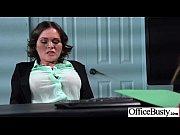 (krissy lynn) office girl with big boobs enjoy.