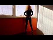 Striptease from porn actress Adelis Shaman