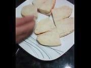 frotando mi rico pan blanquito