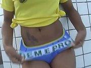 Paty UPP se exibindo em Locais P&uacute_blicos