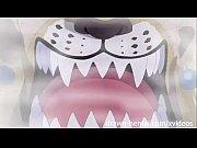 One Piece Hentai - Nami extended bath scene