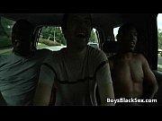 blacks on boys - nasty hardcore gay bareback.
