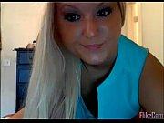 экзотическая картинка девушки блондинки