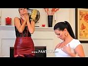 Смотреть видео как красивые девушки показывают свой онал