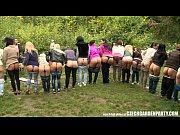 outdoor sex orgy during the garden.