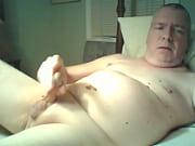 small cock guy masturbating