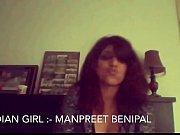Manpreet Benipal || Desi Punjabi Girl || Fingring Fucking