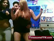 Dancing and Fucking with my Two Female Friends