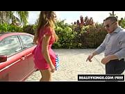 Thai massage randers c fisse der sprøjter