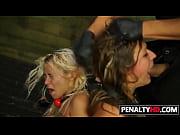 Humiliation For Bibi Miami And Callie Calypso