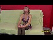 Nadine une femme mature amatrice de sexe interracial