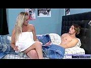 (abbey brooks) Busty Hot Mature Housewife Get Sluty In Hard Sex Scene mov-01